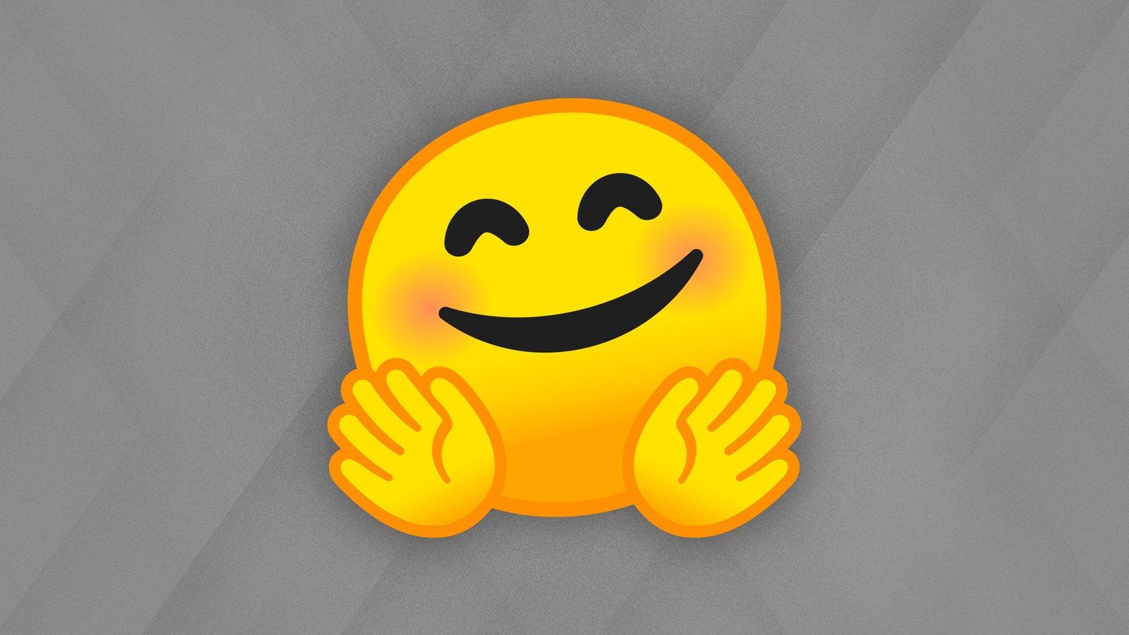 Umarmungs Emoji
