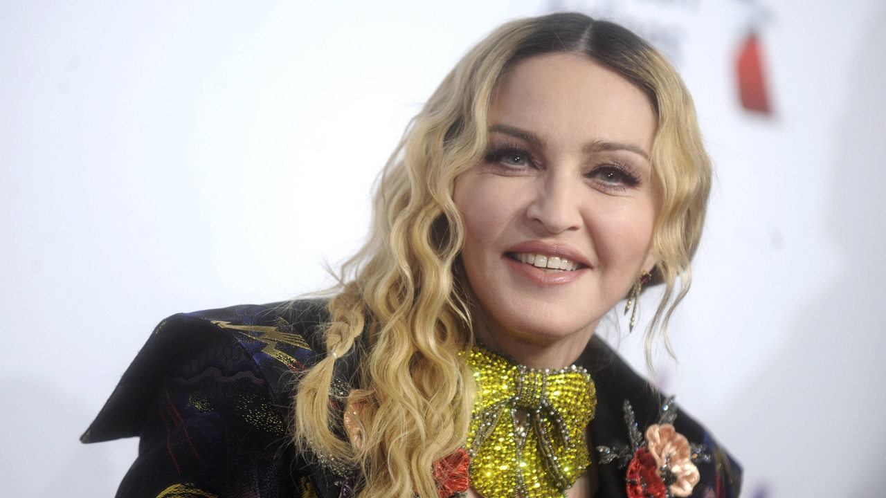 Madonna beim 11. Billboard Women in Music Event in New York